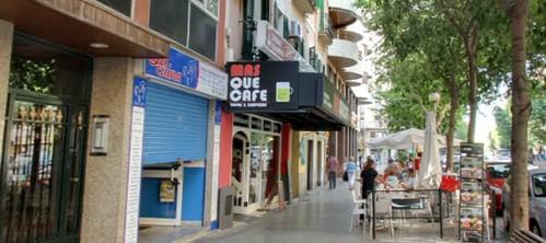 Un marroquí mata a su pareja con un arma blanca en la calle Aragón