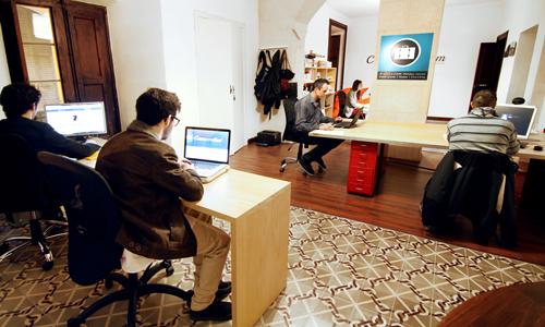 Casapordias.com estrena oficinas en Palma