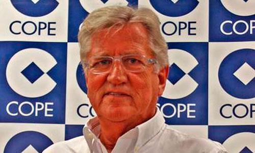 Pepe Domingo Castaño, ingresado por una angina de pecho