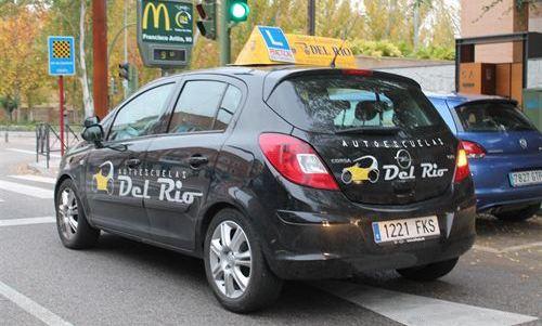 Aumenta un 2% los suspensos con el nuevo examen de conducir