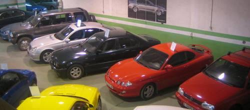 Las ventas de coches usados en Baleares han crecido un 42,9%
