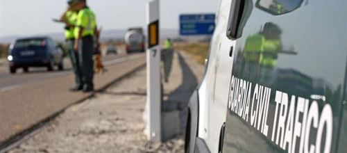 Tráfico intensifica los controles sobre el uso del cinturón de seguridad