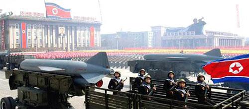 Corea del Norte prepara su artillería de misiles