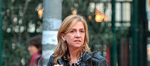 Las actas revelan que la Infanta no participó en las reuniones de la Junta