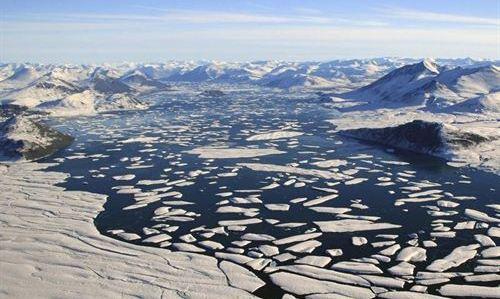 El calentamiento puede convertir el Océano Ártico en fuente de CO2