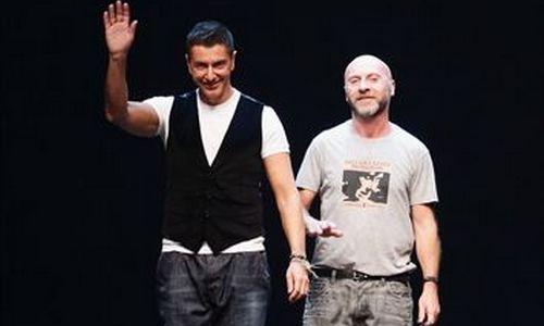 Dolce & Gabbana, condenados a pagar 343 millones de euros