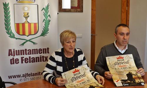 Felanitx presenta el mercado medieval para Semana Santa