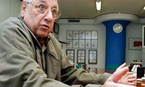 Fallece el hist�rico periodista deportivo Jos� F�lix Pons
