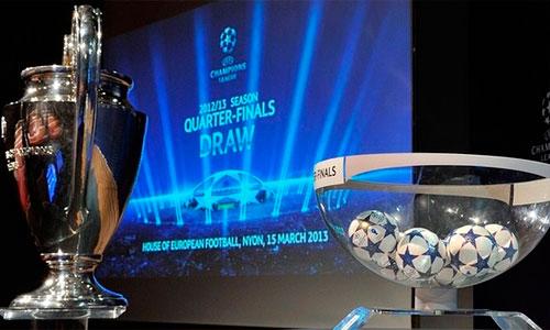 R. Madrid-Galatasaray y Paris S. Germain-Barça en cuartos de la Champions