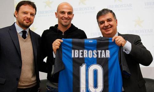 Iberostar patrocinará al Inter de Milán