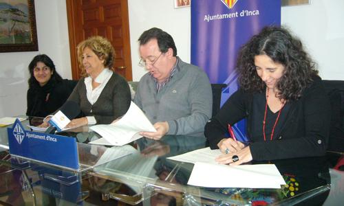 El Ayuntamiento de Inca aporta 40.000 € a Deixalles
