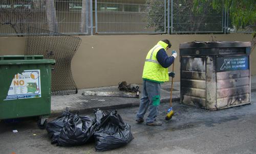 Inca pide colaboración para atajar los actos de vandalismo