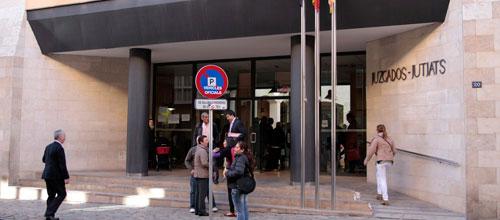 Los juzgados de Baleares acumulan 76.775 casos sin resolver