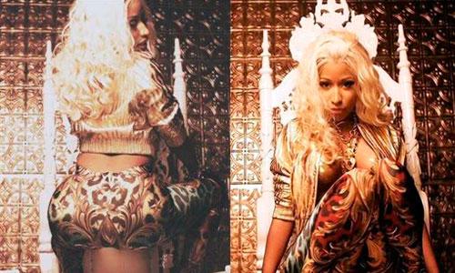 Nicki Minaj sin tapujos
