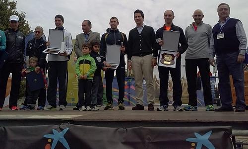 Más de 5.500 participantes en la XXI Media Maratón