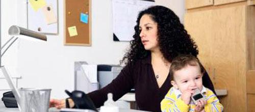 Una de cada cuatro mujeres de las islas trabaja a tiempo parcial