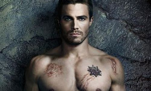 Stephen Amell, candidato a ser Christian Grey