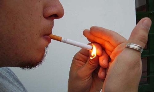 El tabaquismo puede ser genético