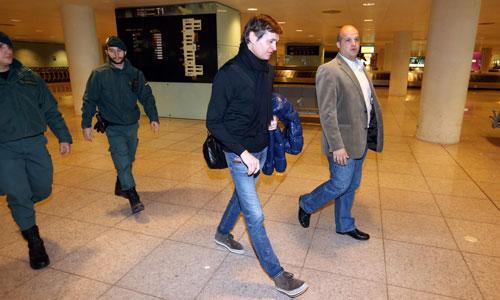 Tito regresa a casa