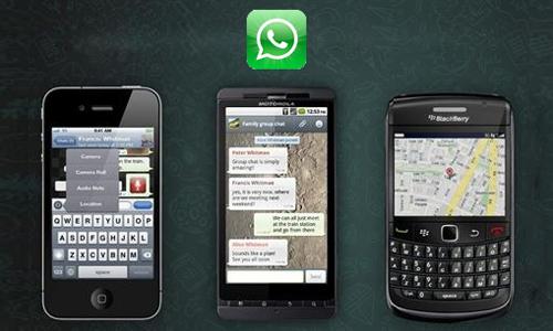 WhatsApp ya es de pago para Android, Blackberry y Windows Phone