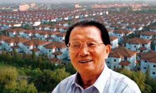 Fallece el alcalde del pueblo chino donde todos son ricos