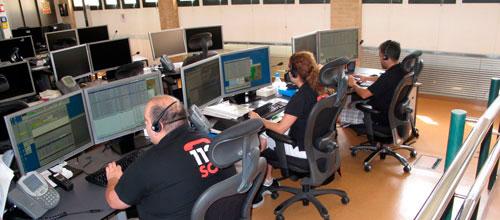 Emergencias atendió una media de 293 incidentes diarios en 2012