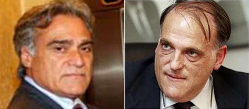 Cerdá anuncia el apoyo del Mallorca a Tebas como presidente de la LFP