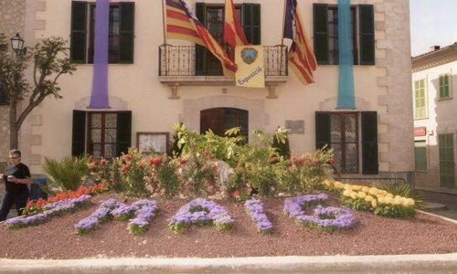 Costitx celebra la feria más florida de Mallorca