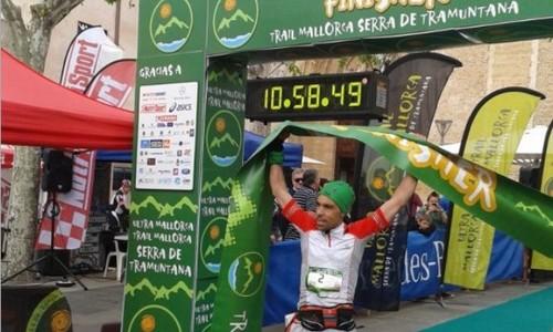 Tòfol Castanyer gana la V Ultra Mallorca Serra de Tramuntana