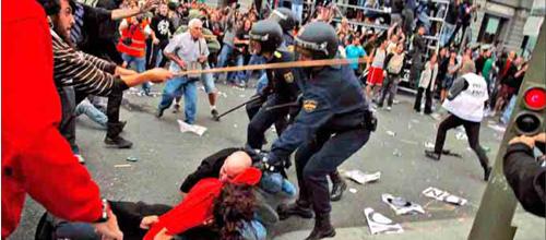 En libertad el joven mallorquín detenido por agresión a un policía