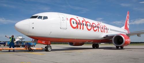 Air Berlín, denunciada por su agencia oficial de comunicación