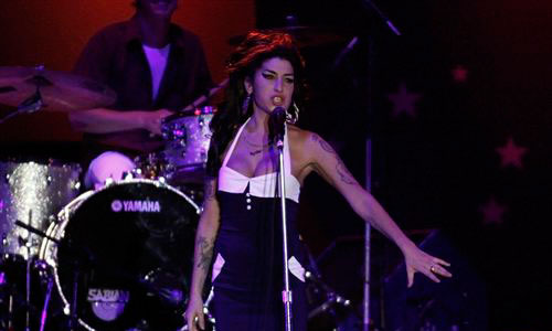 Se prepara un documental sobre Amy Winehouse
