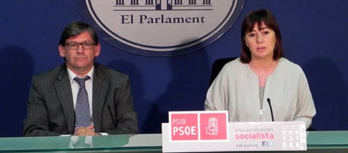 El PSIB estudia acciones judiciales contra los ecoimpuestos