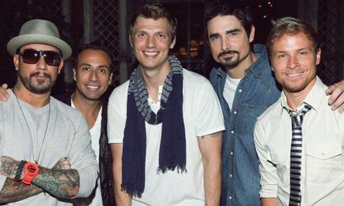 Los Backstreet Boys, 20 años después