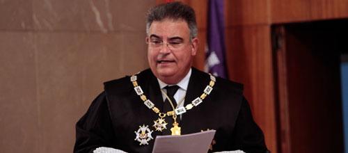 El Fiscal Jefe balear niega presiones por la imputaci�n de la infanta