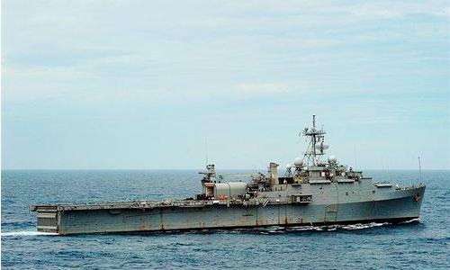 EEUU instalará su primer arma láser en un barco de guerra