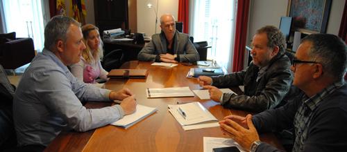 Los alcaldes del Llevant quieren seguir con el proyecto del tren Manacor-Artà