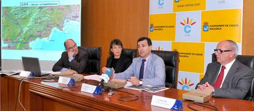 Líneas exprés, más plazas y reducción de tiempos en los autobuses de Calvià