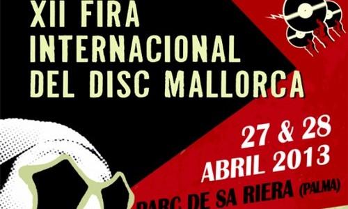 Sa Riera acoge la XII Fira Internacional del Disc Mallorca