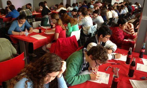 212 jóvenes participan en el concurso de relato corto de Coca-Cola