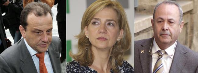 El fiscal replica a Castro y recurre la imputación de la Infanta