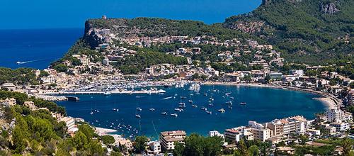 Espectacular aumento de los cruceros que visitar�n el puerto de S�ller
