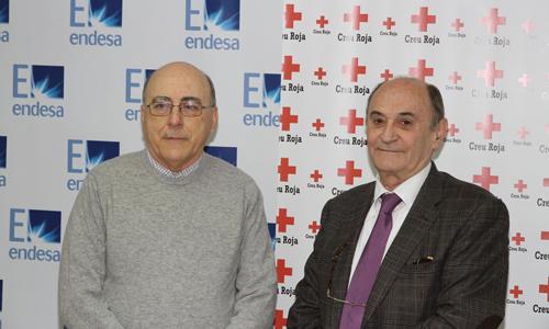 Endesa colabora con la Cruz Roja en la campaña