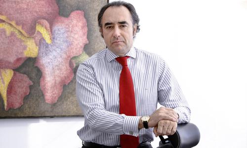 El Santander premia a Ignacio Alcaraz con la delegación territdel nuevo Grupo