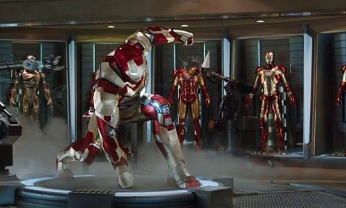¿A qué huele Iron Man 3?