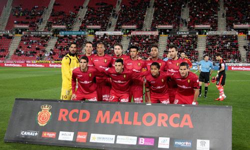 El Mallorca luchará por la permanencia en desventaja