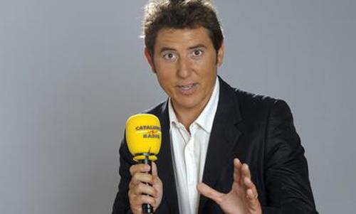 Manel Fuentes deja Catalunya Ràdio