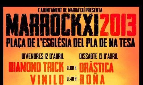 14 bandas en una nueva edición de Marrockxí