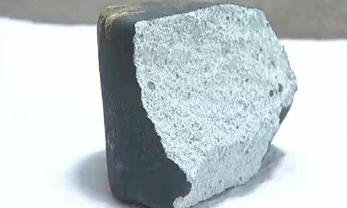 Un meteorito se estrella contra una casa