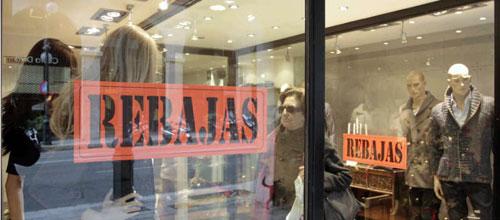 Las ventas del comercio minorista cayeron en marzo un 4,3%